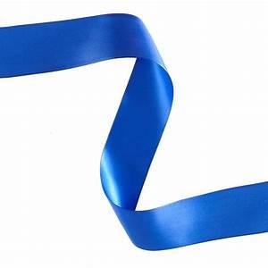 "1 1/2"" Offray Double Face Satin Ribbon Royal Blue"