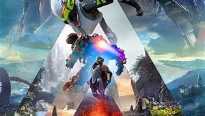 E3 2018 BioWare39s Anthem Requires Online Connection EA