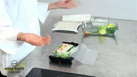 easy sushi recette ée pour réaliser des rouleaux de