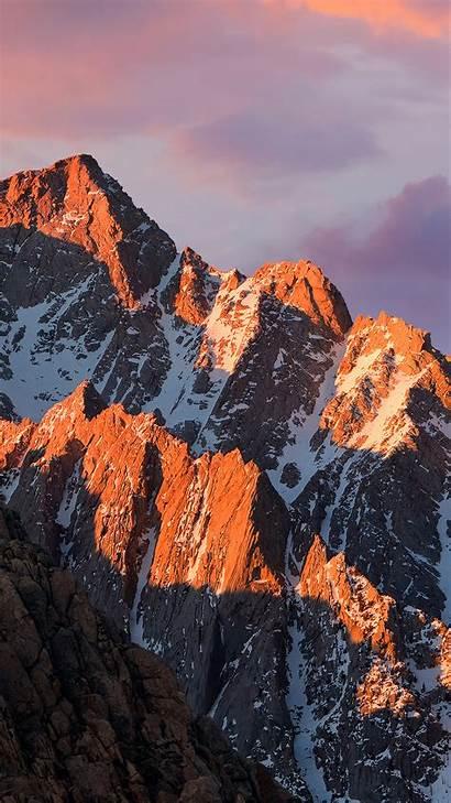 Sierra Os 4k Macos Mac Apple Mountain