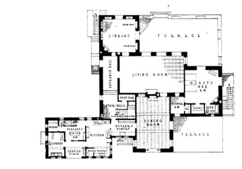 gwu district house floor plans mission santa floor plan mission santa barbara floor