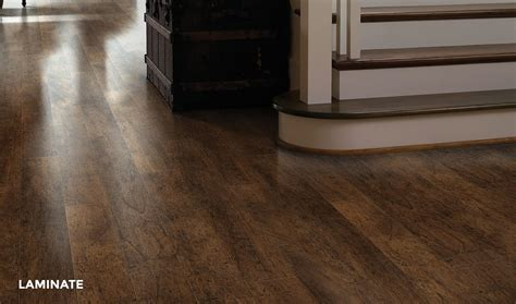 Wood Plank Porcelain & Laminate Flooring