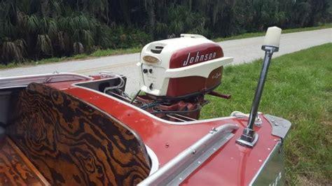 Crestliner Antique Boats by 1956 Vintage Boat Crestliner Antique Boat Crestliner