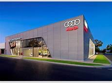 Brand New Audi Terminal for Brighton, Melbourne