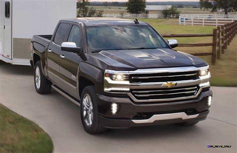 2016 Chevrolet Silverado Brings Lux Led Upgrades, 8speed