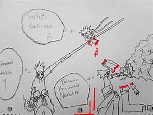 sasuke vs naruto final battle - Naruto Shippuuden Photo ...