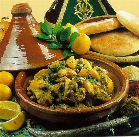 cuisine marocaine tajine la cuisine marocaine 2ème meilleure gastronomie au monde