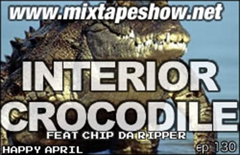 mixtape  interior crocodile  mixtape show rap
