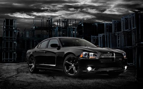 2012 Dodge Charger 2 Wallpaper