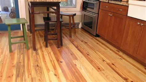 Southern Yellow Pine T&g Flooring
