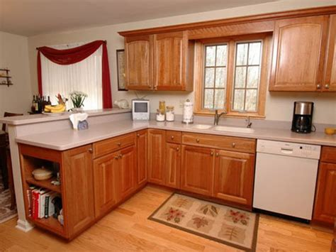 best hardware for oak cabinets decorating a small kitchen best small kitchen storage