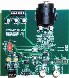 Pcm4201evm Pcm4201 Evaluation Module  Evm