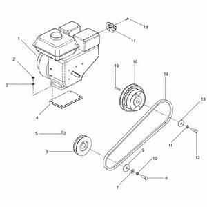 Belle Pcx450 Plate Compactor Parts