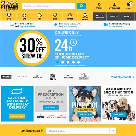 Pet Barn Promo Code by Petbarn 30 Storewide Ozbargain