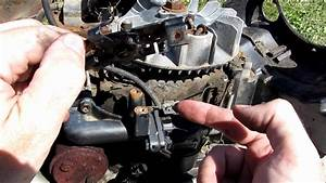 Craftsman Mower Carburetor Fix
