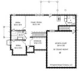 high resolution house plans with basement 3 house plans with basement garage smalltowndjs - House Plans With Basement Garage