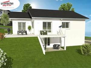 Sous Sol Maison : ad construction nos mod les maison avec sous sol ~ Melissatoandfro.com Idées de Décoration