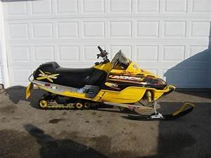 Ski Doo - 2002 Mxz 800 X - Parted Out Hutchinson