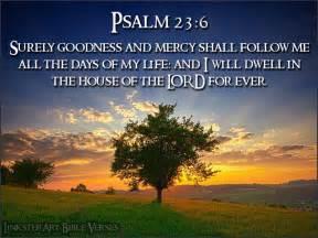 Bible Scripture Psalms 23
