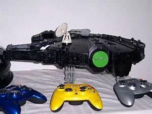 Millennium Falcon Xbox Mod