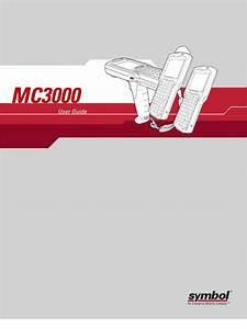Symbol Mc3090 User Manual