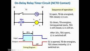On Delay  U0026 Off Delay Tutorial  Plc Programming  U0026 Ladder