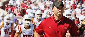 Tom Keegan: Matt Campbell showing major progress already ...