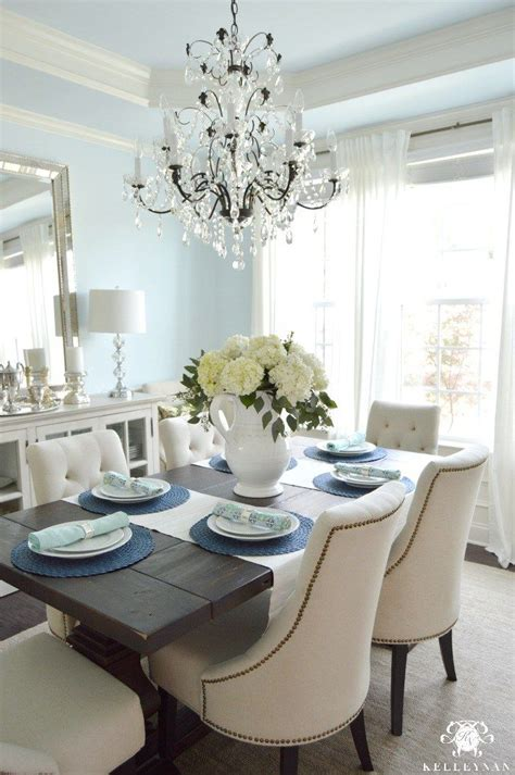 Glass Chandeliers For Dining Room by Kelley Nan Dining Room Update Vertical Vs Horizontal