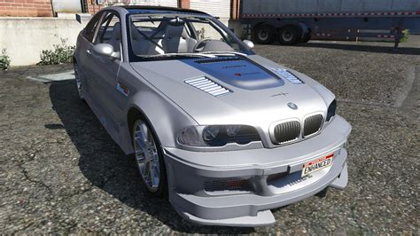 2002 Bmw M3 Gtr Street Version