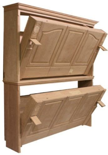 build  side fold murphy bunk bed diy rv murphy