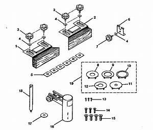 Craftsman 10 U0026quot  Table Saw Parts