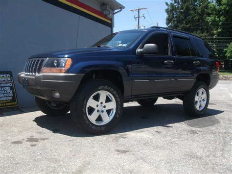 raised jeep grand cherokee lifted 2000 jeep grand cherokee for sale