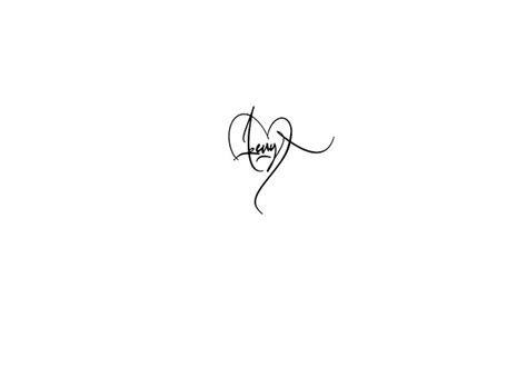 Tatouage Coeur Prenom