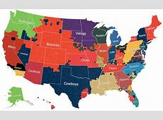 Top 9 maps and charts that explain Super Bowl Geoawesomeness