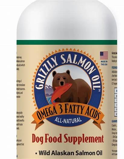 Grizzly Salmon Oil Wild