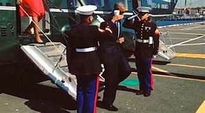 Mr. President, They Are Not Baristas; They Are Marines ...