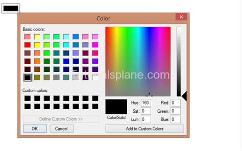 html5 input color picker exle demo html5 tutorials