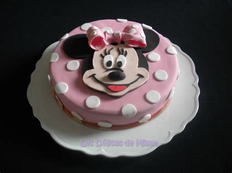 g 226 teau minnie mouse en p 226 te 224 sucre tutoriel les