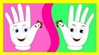Thumbkin Clipart Where Nursery Finger Rhymes Rhyme