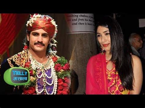 jodha akhbars rajat tokas  engaged   girlfriend