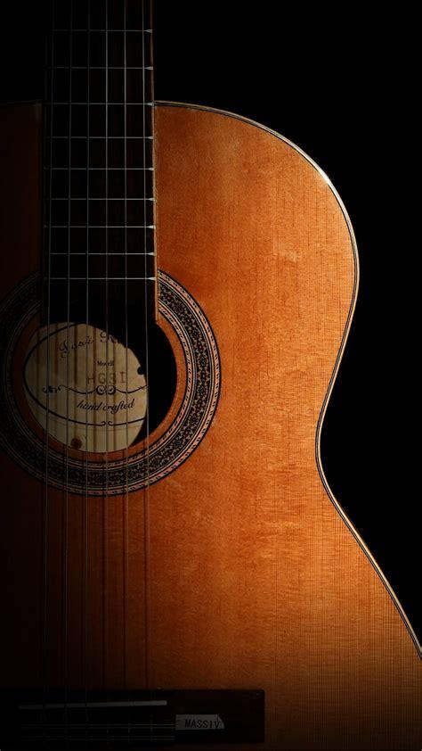 Acoustic Image Guitar Wallpaper Mobile Desktop Background