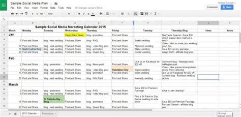 social media marketing strategy template 18 social media marketing plan template that will make your easy