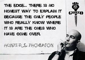 Ron Whitehead T... S Thompson Quotes