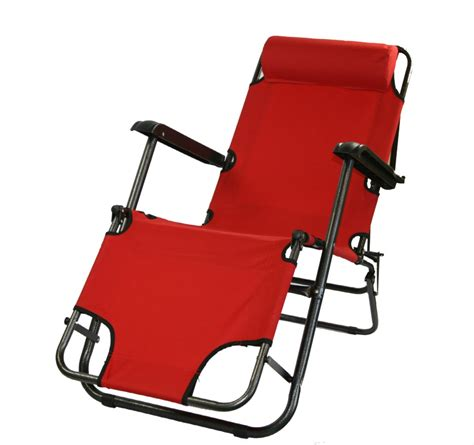 new light portable folding recliner outdoor lounge chair