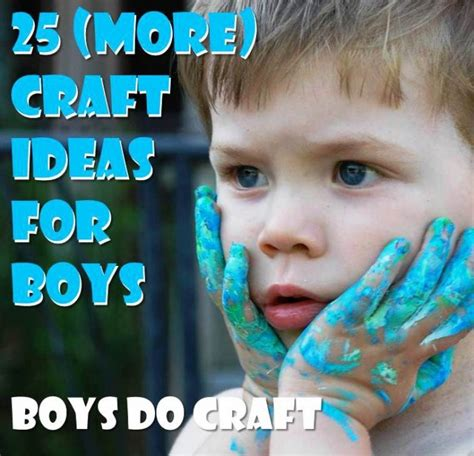 and crafts ideas for boys boy crafts ted s