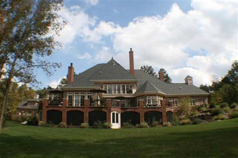 country mansion waterfront mansion in ohio homes of the rich