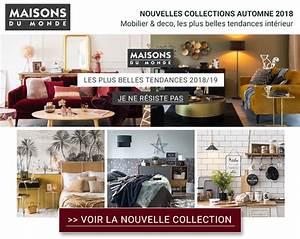 Maison Du Monde Frankfurt : maisons du monde nouvelle collection automne hiver 2018 ~ Eleganceandgraceweddings.com Haus und Dekorationen