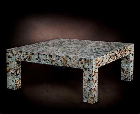 mother of pearl coffee table mother of pearl coffee table stone smiths