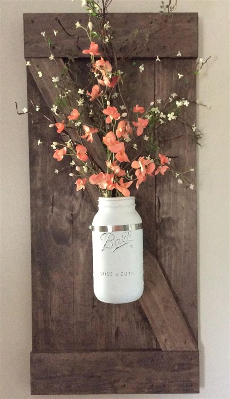 Wall decor comes in all shapes and sizes. 24 Best Mason Jar Wall Decor Ideas and Designs for 2021