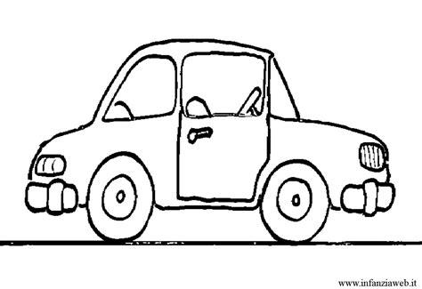 auto disegno az colorare